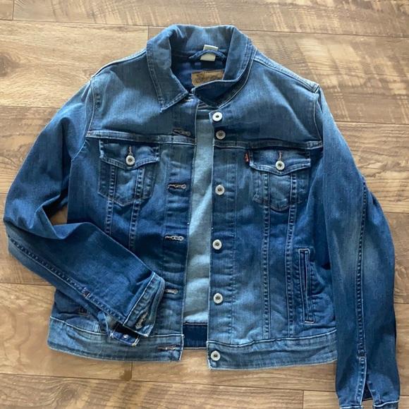 Levi denim jacket
